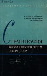 Стратиграфия юрской и меловой систем севера СССР