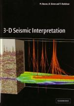 3-D Seismic interpretation / Интерпретация 3-D сейсморазведки