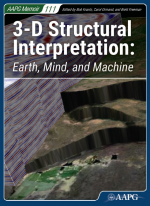 3-D structural interpretation: Earth, mind, and machine / 3-D структурная интерпретация: Земля, разум и машина