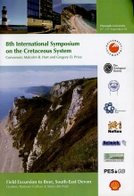 8th International Symposium on the Cretaceous System. Field excurion to Beer, South-East Devon (Jurassic coast world heritage site)