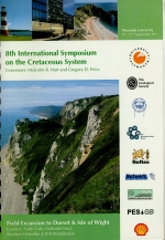8th International Symposium on the Cretaceous System. Field Excursion to Dorset & Isle of Wight