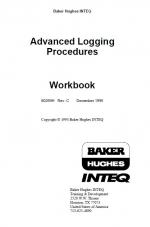 Advanced Logging Procedures. Workbook / Расширенные процедуры описания керна. Рабочая тетрадь
