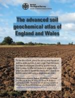 The advanced soil geochemical atlas of England and Wales / Расширенный геохимический атлас почв Англии и Уэльса