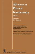 Advances in Physical Geochemistry. Volume 2 / Достижения в физической геохимии. Выпуск 2