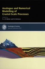 Analogue and numerical modelling of crustal-scale processes / Аналоговое и численно моделирование процессов масштаба литосферных плит