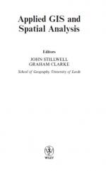 Applied GIS and Spatial Analysis / Применение ГИС и пространственный анализ