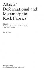 Atlas of deformational and metamorphic rock fabrics / Атлас деформационно-метаморфических структур горных пород