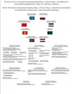 Атлас литолого-палеогеографических, структурных, палинспастических и геоэкологических карт Центральной Евразии