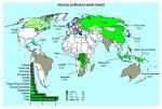 Атлас минеральные ресурсы Мира на начало 1998г.