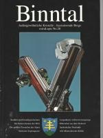 Binnatal Aubergewohnliche Kristalle - faszinierende Berge. extral apis 28