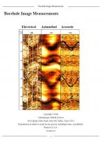 Borehole Image Measurements / Изображение скважинных испы