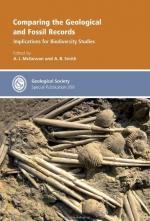 Comparing the geological and fossil records: Implications for biodiversity studies / Сравнение геологической летописи и летописи окаменелостей: Значение для исследований биоразнообразия