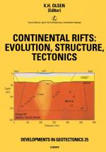 Continental rifts: evolution, structure, tectonics / Континентальные рифты: эволюция, структура, тектоника