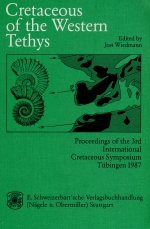 Cretaceous of the Western Tethys