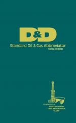 D&D Standard Oil & Gas Abbreviator / Стандартные нефтегазовые аббревиатуры