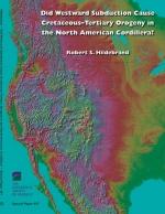 Did westward subduction cause cretaceous–tertiary orogeny in the north American Cordillera? / Вызвала ли западная субдукция мелово-третичный орогенез в Североамериканских Кордильерах?