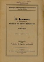 Die Inoceramen des mittelwestfalischen Emschers und unteren Untersenons