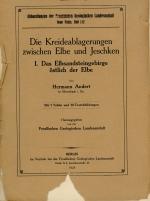Die Kreideablagerungen zwischen Elbe und Jeschken. Das Elbsandsteingebirge ostlich der Elbe