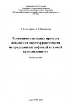 Экономическая оценка проектов повышения энергоэффективности на предприятиях нефтяной и газовой промышленности