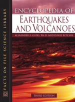 Encyclopedia of earthquakes and volcanoes / Энциклопедия землетрясений и вулканов