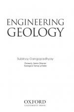 Engineering geology / Инженерная геология