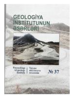 Эволюция представлений о грязевом вулканизме Южно–Каспийской впадины