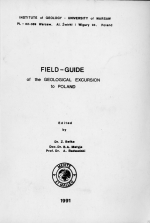 Field-guide of the geological excursion to Poland