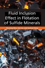 Fluid Inclusion Effect in Flotation of Sulfide Minerals / Эффект флюидного включения при флотации сульфидных минералов
