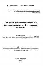 Геофизические исследования горизонтальных нефтегазовых скважин: учебное пособие