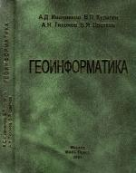 Геоинформатика.