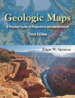 Geologic maps. A practical guide to preparation and interpretation / Геологическая карта. Практическое руководство по подготовке и интерпретации
