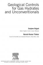 Geological Controls for Gas Hydrates and Unconventionals / Геологический контроль за газогидратами и нетрадиционными колекторами