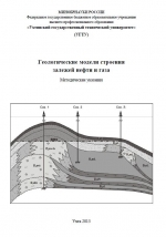 Геологические модели строения залежей нефти и газа