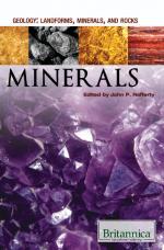 Geology. Landforms, minerals and rocks. Minerals / Геология. Формы рельефа, минералы и горные породы. Минералы