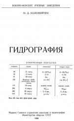 Гидрография