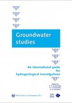 Groundwater studies