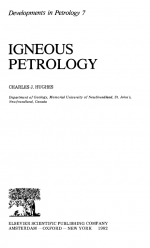Igneous petrology / Петрология магматических горных пород