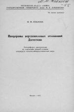 Иноцерамы верхнемеловых отложений Дагестана