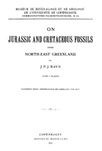 On Jand Cretaceous fossils from north-east Greenland