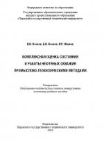 Комплексная оценка состояния и работы нефтяных скважин промыслово-геофизическими методами