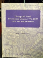 Living and Fossil Brachiopod Genera 1775-1979: Lists and Bibliography