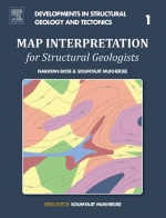Map interpretation for structural geologists / Интерпретация карт для структурных геологов