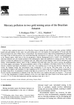 Mercury pollution in two gold mining areas of the Brazilian Amazon