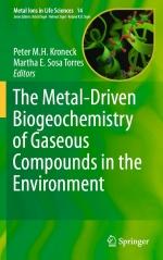 The Metal-Driven Biogeochemistry of Gaseous Compounds in the Environment / Металло-управляемая биогеохимия газообразных соединений в окружающей среде