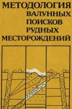 Методология валунных поисков рудных месторождений