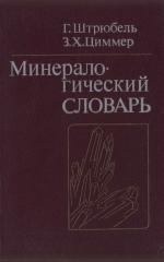 Минералогический словарь