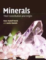 Minerals. Their constitution and origin / Минералы. Их строение и происхождение