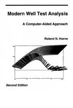 Modern well test analysis / Современные методы испытания (исследования) скважин