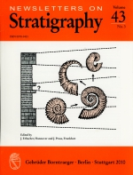 Newsletters on Stratigraphy. Volume 43