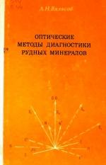 Оптические методы диагностики рудных минералов